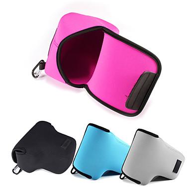 Panasonic DMC-GX8 için dengpin® neopren yumuşak kamera koruyucu kılıf çantası çantası (çeşitli renklerde)