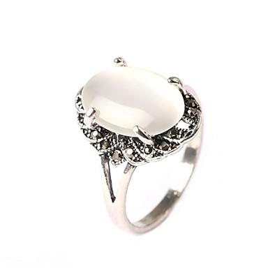 Χαμηλού Κόστους Μοδάτο Δαχτυλίδι-Γυναικεία Γεωμετρική Δακτύλιος Δήλωσης Επιχρυσωμένο κυρίες Μοντέρνα Μοδάτο Δαχτυλίδι Κοσμήματα Χρώμα Οθόνης Για Πάρτι Ένα Μέγεθος