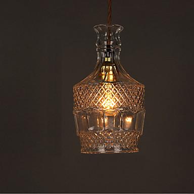 Rústico/Campestre Vintage Moderno/Contemporâneo Tradicional/Clássico Retro Lanterna LED Luzes Pingente Luz Ambiente Para Sala de Estar