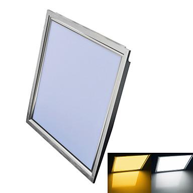 6000-6500/3000-3200 lm LED Panel Lights 90 leds SMD 3014 Warm White Cold White AC 100-240V