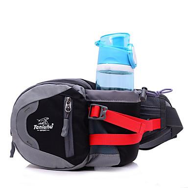 Hüfttaschen Flaschentragegurt Gürteltasche für Camping & Wandern Klettern Radsport / Fahhrad Laufen Sporttasche Multifunktions Tasche zum