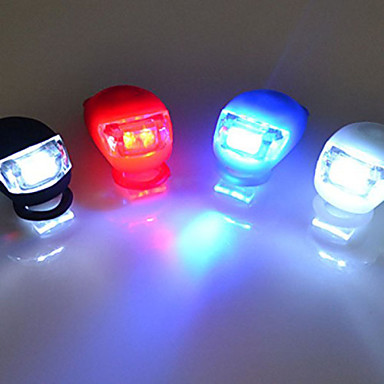 Bike Lights Lanterns & Tent Lights Safety Lights Rear Bike Light LED - Cycling Impact Resistant Easy Carrying CR2032 400 Lumens Battery