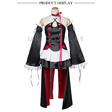 Inspired by Slam Dunk Cosplay Anime Cosplay Costumes Cosplay Suits Top Skirt Bow More Accessories For Men's Women's