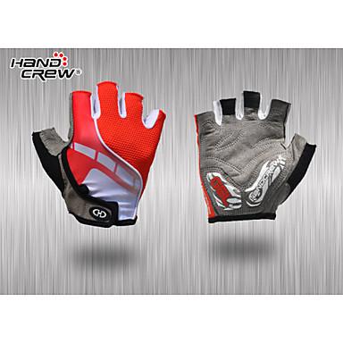 Handcrew® Szabadidős/Sport kesztyűk Kerékpáros kesztyűk Fényvisszaverő Légáteresztő Viseletbiztos Csúszásgátló Lélegző anyag (> 15.001g)