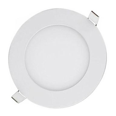 1pç 18 W 1800 lm Lâmpada Redonda LED 90 Contas LED SMD 2835 Decorativa Branco Quente / Branco Frio 85-265 V / 1 pç / RoHs / 210