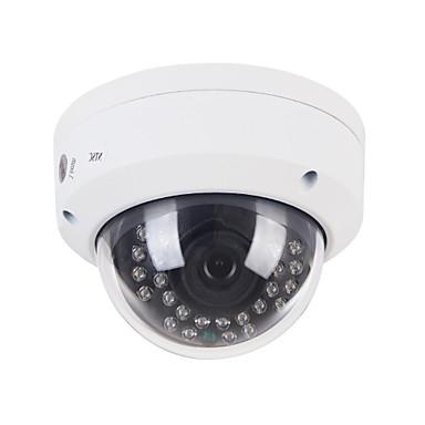 Félgömb alakú kamera Elsődleges
