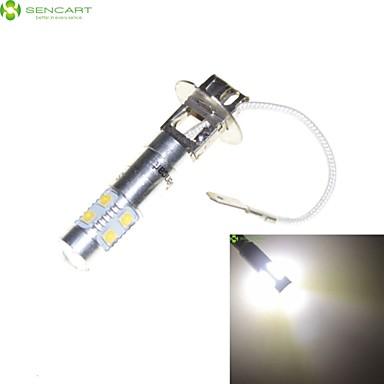 H3 PK22S 35W 7 x  LED White 6000K Car Headlight Bulb Fog Light Headlight Lamp AC/DC 9-30V