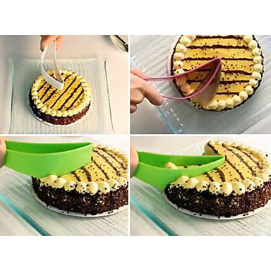 Bakeware verktøy Gummi Brød Cake & Cookie Cutter 1pc
