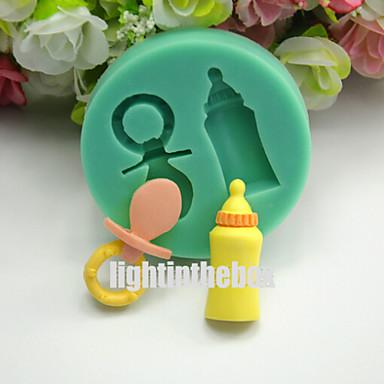 1pc Novelty For Cake Plastic DIY Cake Molds