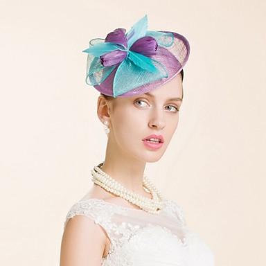 Flax Fascinators 1 Wedding Special Occasion Headpiece