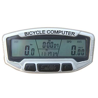 Ciclismo de Lazer Ciclismo/Moto Bicicleta De Montanha/BTT Bicicleta de Estrada Computador de BicicletaProva-de-Água ODO -Odômetro Definir