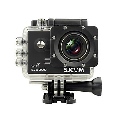SJCAM SJ5000 WiFi Action Kamera / Sportskamera 14MP 4000 x 3000 Wifi Vanntett 4X ± 2EV 2