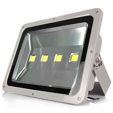 morsen®1pcs 200w vízálló led árvíz fény kültéri világítás hideg fehér / meleg fehér reflektorfény fény nagy teljesítményű