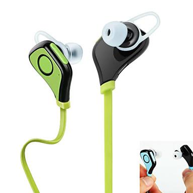 ipx4 su geçirmez spor bluetooth kulaklıklar samsung s6 s5 s4 için mikrofon ile 10 saat, kablosuz kulaklıklar spor kulaklığı