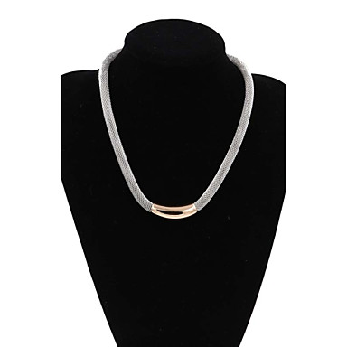 Women's Pendant Necklace - Cross Silver Necklace For Wedding Party Daily Casual Sports