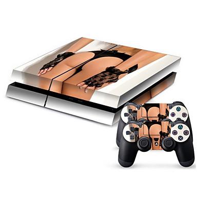 b-Skin® PS4 koruyucu etiket kapak cilt denetleyici cilt çıkartması