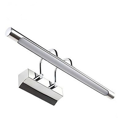 Aşağı Doğru 12W AC 90-240V Birleştirilmiş LED Modern/Çağdaş Eloktrize Kaplama Uyumluluk