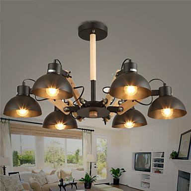 Lustres ,  Contemprâneo Pintura Característica for LED Estilo Mini MetalSala de Estar Sala de Jantar Quarto de Estudo/Escritório Quarto