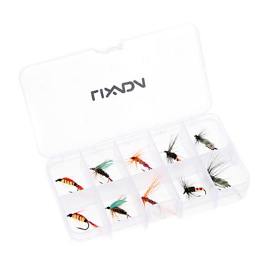 10 pcs Fishing Lures Flies g / Ounce, 132 mm / 5-1/4