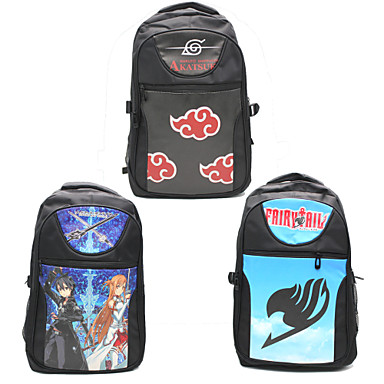 Bag Inspired by Sword Art Online Cosplay Anime Cosplay Accessories Bag / Backpack Nylon Men's New
