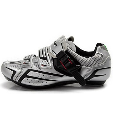 Z.Suo® Sapatos para Ciclismo Tênis Unisexo Anti-Escorregar Impacto Bicicleta De Montanha Bicicleta de Estrada Espetáculo Praticar Ao ar