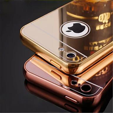 Case Kompatibilitás iPhone 5C / Apple iPhone 8 / iPhone 8 Plus Fekete tok Kemény Akril mert iPhone 8 Plus / iPhone 8