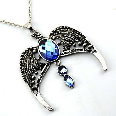 Witch More Accessories Movie Cosplay Silver Necklace More Accessories Halloween New Year Alloy