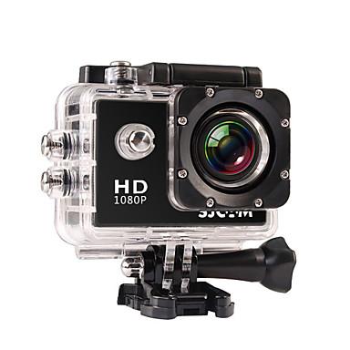SJCAM SJ4000 Akciókamera / Sport kamera 12 megapixeles 4000 x 3000 Több funkciós Vízálló Széles látószög LCD 30 fps (képkocka per