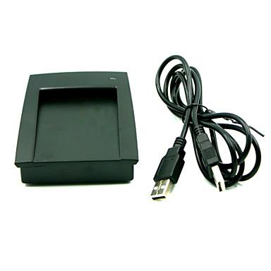 15 סגנון RFID פלט בפורמט 125khz em id USB כרטיס שולחן העבודה עשרוני 8h10d USB הקורא 4 בתים הקורא ללא נהג