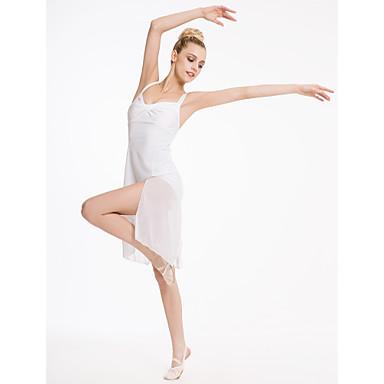 Danse classique Robes Femme Enfant Spectacle Nylon Lycra 1 Pièce Robe