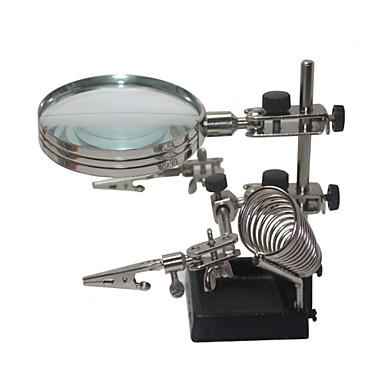 Forstørrelsesglass Generelt bruk / Leser / Reparation af ure Generisk / Høy definisjon / Stasjonær 4X 90mm Normal Metall