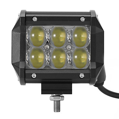 Car Light Bulbs 30W W 3000lm lm 24PCS LED Working Light