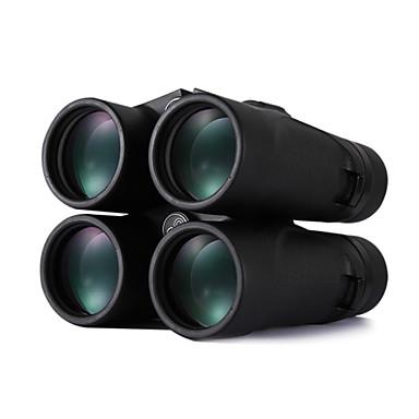 Eyeskey 10X42 Binóculos Alta Definição Impermeável Genérico De Alta Potência Prisma Roof Militar Ângulo de visão largo Tático Resistente