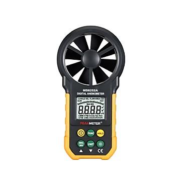 Peakmeter ms6252a digitalen Multifunktions-Anemometer / Luftvolumen / Temperatur / Luftfeuchtigkeit