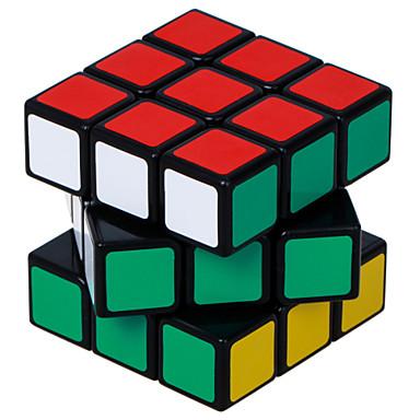 Magic Cube IQ-kube Shengshou 3*3*3 Glatt Hastighetskube Magiske kuber Pedagogisk leke Kubisk Puslespill profesjonelt nivå Hastighet Konkurranse Klassisk & Tidløs Barne Leketøy Gutt Jente Gave