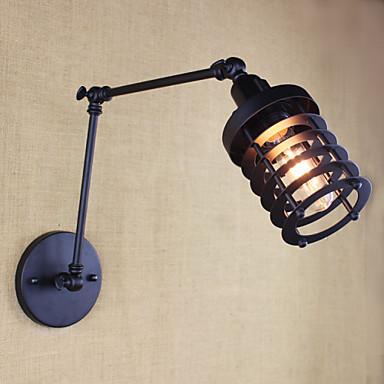 Modern/Contemporary Swing Arm Lights For Metal Wall Light 110-120V 220-240V 40WW