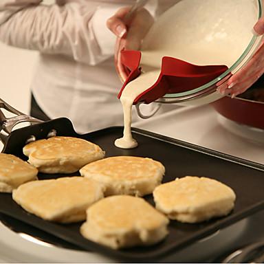 Backwerkzeuge Kunststoff Umweltfreundlich Gute Qualität Obstkuchen Cupcake Kuchen Abtropfsieb&Filtersieb Dekorierwerkzeug