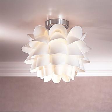 3-Light Takplafond Nedlys Krom Metall Mini Stil 110-120V / 220-240V Pære ikke Inkludert / E26 / E27