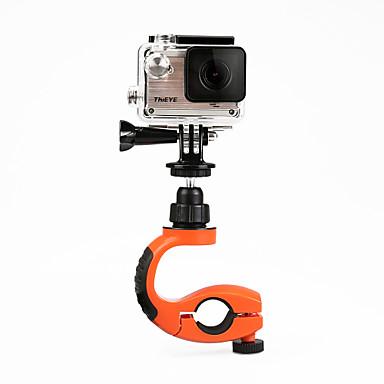Yksijalkainen jalusta Kiinnitys Säädettävä Iskunkestävä Vedenkestävä Mukava vartenKaikki Xiaomi Camera Gopro 5 SJCAM ThiEYE i30 ThiEYE