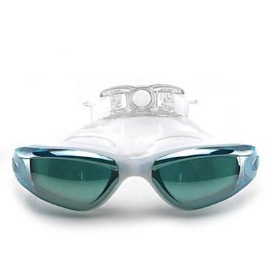 Schwimmbrille Wasserdicht / Anti-Beschlag / Verstellbare Größe Silica Gel PC Rosa / Schwarz / Blau Rosa / Schwarz / Blau