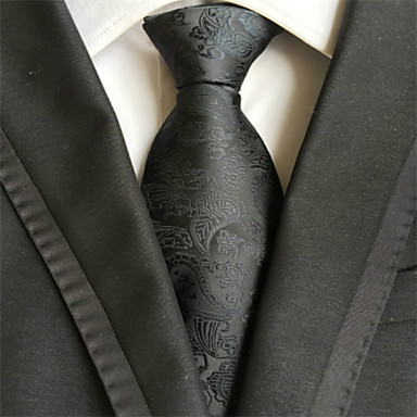 Herrn Party/Abends Formaler Stil Muster Büro/Geschäftlich Polyester Hals-Binder