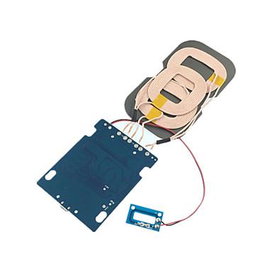 Trådløs Lader USB-lader Us Plugg / Eu Plugg / UK Plug 1 USB-port 1 A DC 5V / AU Plug