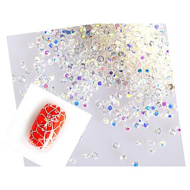 Nail Jewelry - Muuta - Lovely - Sormi / Varvas - 15cm x 10cm x 5cm (5.91in x 3.94in x 1.97in) - 1440pcs/packs