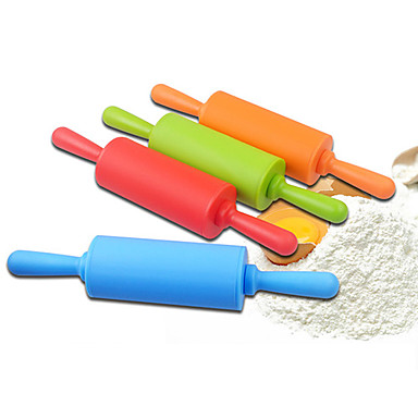 Rolling Pin & Pastry Board For Pie For Cake For Bread Silicone Eco-friendly High Quality