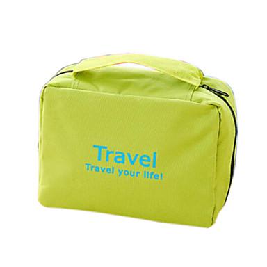 Felakasztható neszeszer Helytakarékos kompressziós zsákok Szépségápolási táska Vízálló Hordozható Összecsukható Bő Több funkciós Tárolási