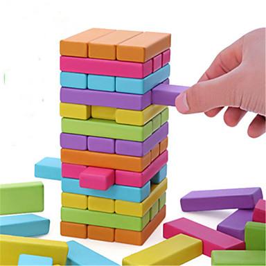 Blocos de Construir para presente Blocos de Construir Madeira Brinquedos