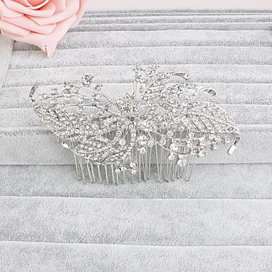אבן נוצצת מסרקים 1 חתונה אירוע מיוחד קזו'אל משרד קריירה בָּחוּץ כיסוי ראש