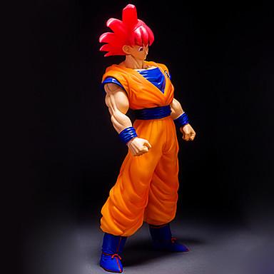 Anime Toimintahahmot Innoittamana Dragon Ball Cosplay PVC 37 CM Malli lelut Doll Toy