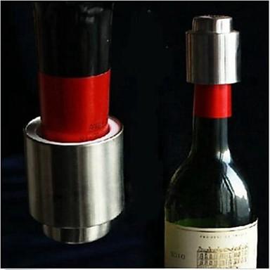 Weintropfenfänger Edelstahl, Wein Zubehör Gute Qualität KreativforBarware 5.5*4.3*4.3 0.04