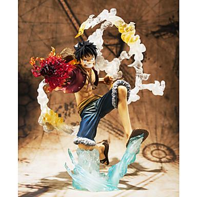 Anime Action Figurer Inspirert av One Piece Cosplay 14 cm CM Modell Leker Dukke Herre